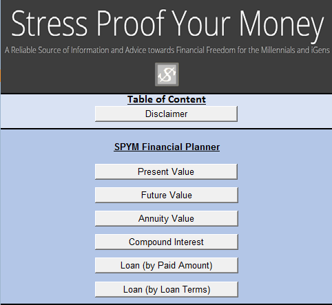 Meet the SPYM Financial Assistant
