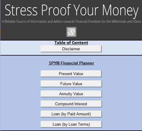 Meet the SPYM Financial Assistant