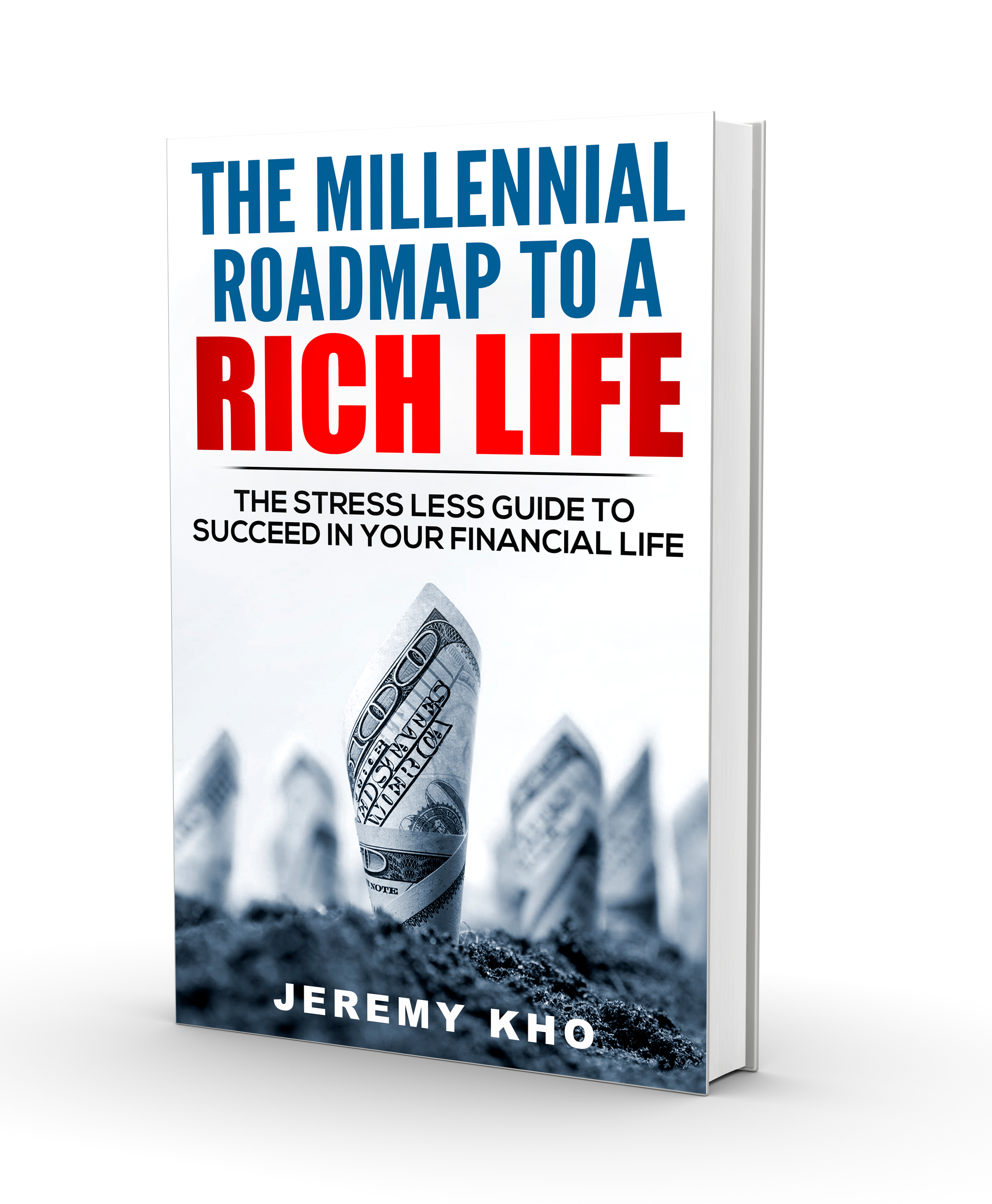 New Ebook: The Millennial Roadmap to A Rich Life
